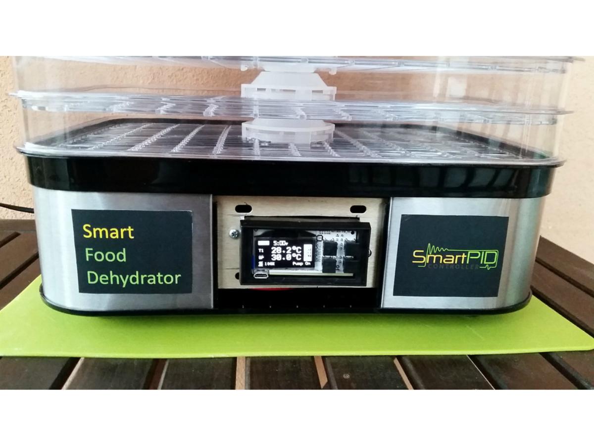 smart food dehydrator