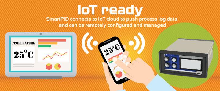 SmartPID thingspeak and cloud integration