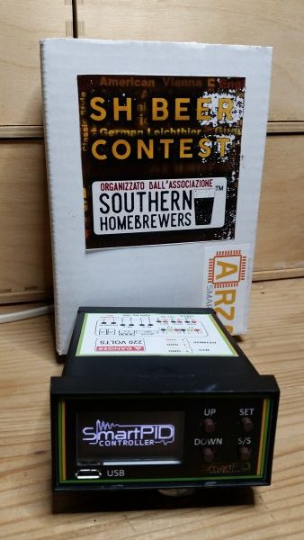 SmartPID sponsor southern homebrewer contest