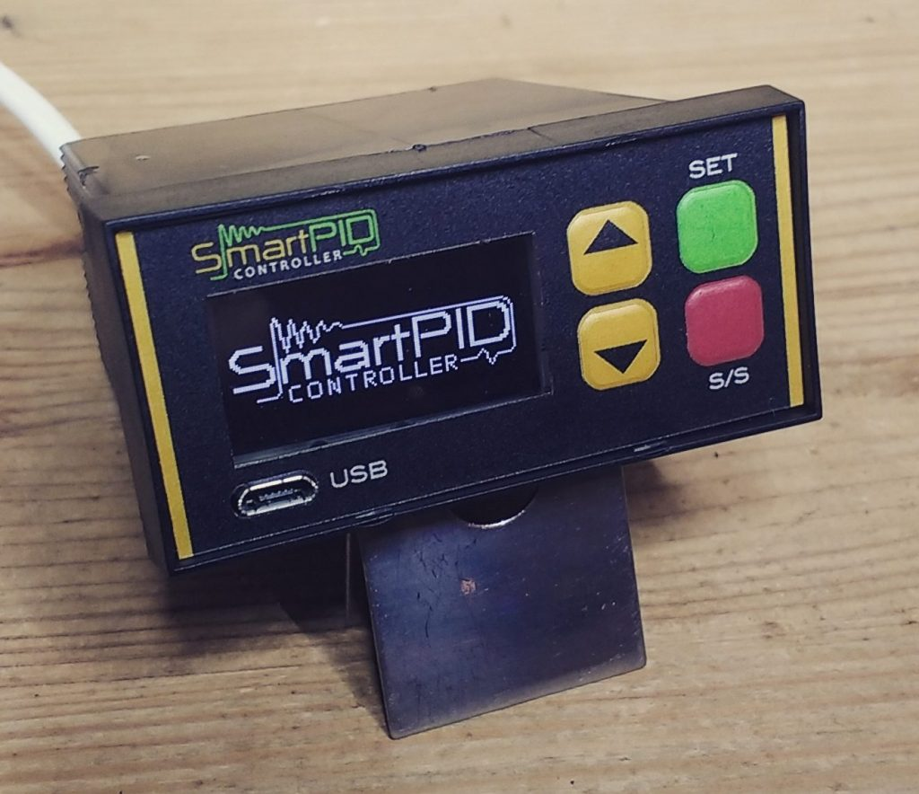 SmartPID – smart temperature controller