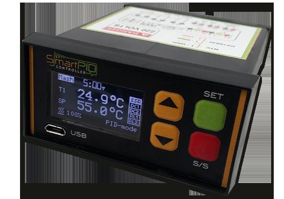 D1S-VR-24 Sestos Digital Pid Temperature Controller temp 12v 24v relay heater